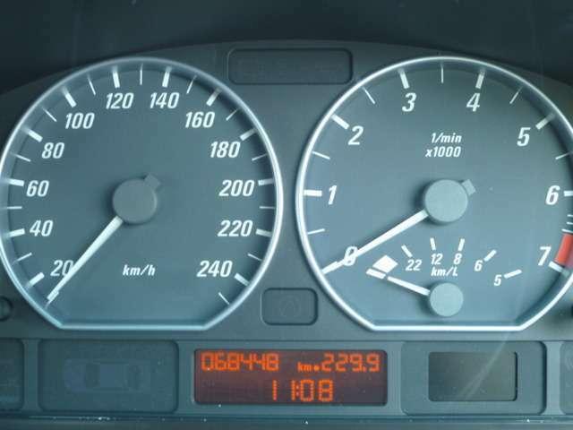 走行68.000km