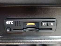ETC搭載車!高速道路の乗り降りがスムーズになります。