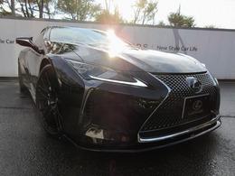 レクサス LC 500h Sパッケージ 特別仕様AIMGAIN BlackEdition.CarbonParts