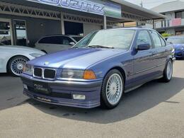 BMWアルピナ B3 3.0/1 黒革電動レカロ 5MT