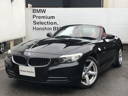 BMW Z4 sドライブ 20i ハイラインパッケージ 認定保証赤レザーシートヒーター電動シート