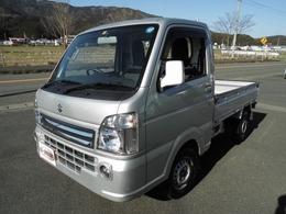 スズキ キャリイ 660 KX 3方開 4WD ナビTV パワステ エアコン キーレス