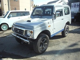スズキ ジムニー 660 ワイルドウインド 4WD リフトアップ マッドタイヤ