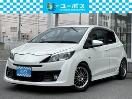 トヨタ ヴィッツ 1.5 RS G's 社外ナビTV ETC