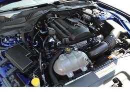 2.3L EcoBoosエンジン搭載!