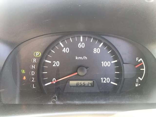 走行距離86000kmです☆