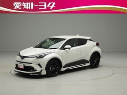 トヨタ C-HR ハイブリッド 1.8 G モード ネロ モデリスタエアロ
