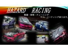 HAZARD RACING