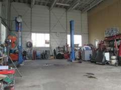 認証工場完備!車検・整備・修理・塗装などアフターサービスもお任せ下さい!