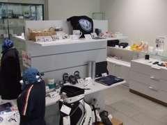 お店全体を清潔に保つことで、お客様に居心地の良い空間を作れるように意識しております。ぜひ一度お越しください。