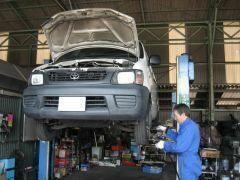 ★高松陸運局指定工場ですので車検整備もスムーズです!
