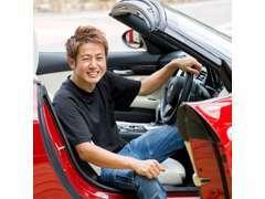 車が大好きな3人のパパ、岩井秀之です。お客様第一をモットーに