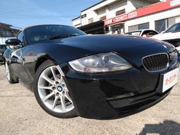 BMW Z4 ロードスター2.5i 黒ブラックオープンカータン幌