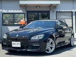 BMW 6シリーズグランクーペ 640i Mスポーツパッケージ サンルーフ LEDヘッドライトナビTV Bカメラ