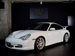 ポルシェ 911 GT3 2004年モデル/黒革スポーツシート/事故無