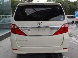 人気車アルファードまたまた入荷しました・装備充実のお買得車です・詳細はHPをご覧下さい!