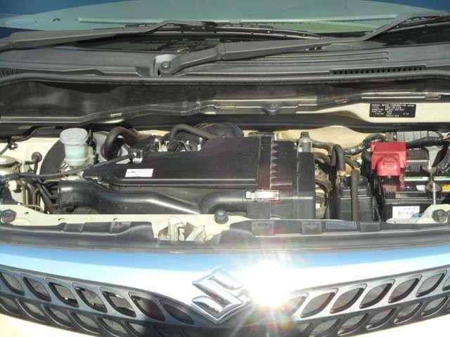 エンジン好調ですのでまだまだ走れそうです。普通車と比べて燃費も良いですし、是非この機会にいかがでしょうか!?