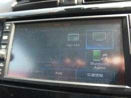 CD&SD再生、地デジTV視聴、Bluetooth対応になっており、多機能ですよ♪素敵な音楽で楽しいドライブを★