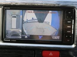 6型からパノラミックビューモニターが搭載☆全方位から安全確認が可能になりました!