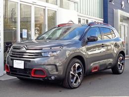 シトロエン C5エアクロスSUV シャイン ブルーHDi ディーゼルターボ 登録済未使用車 新車保証付