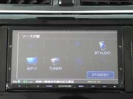 社外ナビゲーション&フルセグTV 『MDV-X701』 CD&DVD再生可能