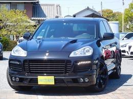 ポルシェ カイエン GTS ティプトロニックS 4WD SR 左H カーボンボンネット Pバックドア