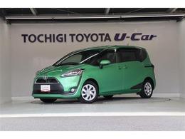 トヨタ シエンタ 1.5 G 衝突被害軽減/両面電動スライドドア/LED