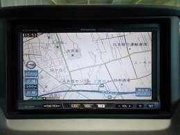 【ナビゲーション】ストラーダナビ(CN-HW850D)を装備しております~!インパネ内にスッキリとビルトイン装着されておりますので、運転時に視界の妨げになる事もありませんよ♪