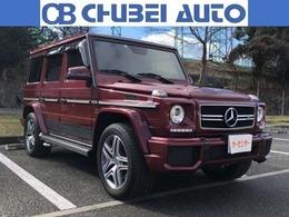 メルセデスAMG Gクラス G63 エディション463 4WD