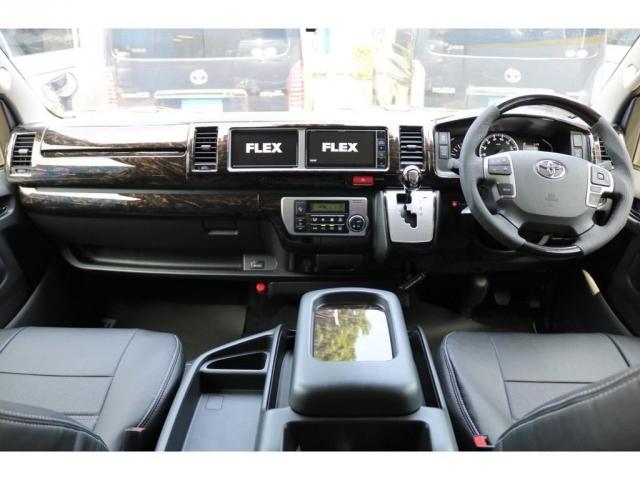 未登録新車 ハイエース ワゴン GL 2700cc ガソリン 2WD シートアレンジAS