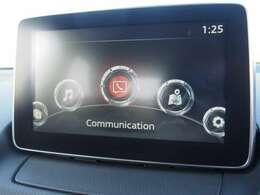 Bluetooth付ですので、音楽再生も楽しめますし通話もできるので便利な機能ですね♪