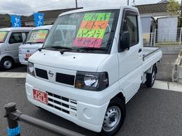 日産 クリッパートラック 660 DX パワステ.禁煙車.オートマ.エアコン