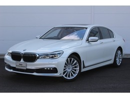 BMW 7シリーズ 740i 認定中古車 試乗車