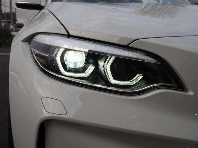 Aプラン画像:LEDヘッドライト