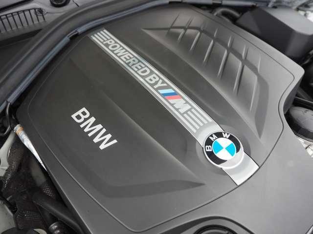 3.0L直6 Mツインパワーターボ  MAX出力272[370]/6500 (kW[ps]/rpm) MAXトルク465[47.4]/1400-5560 (Nm[kg-m]/rpm)(カタログ値)