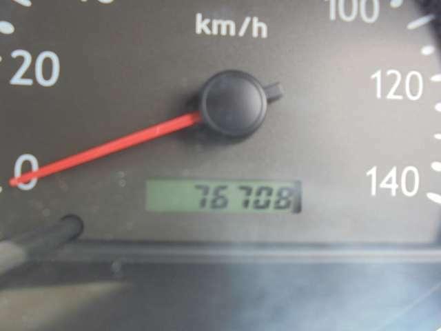 ☆7万km台☆