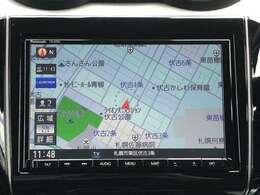 純正オプションナビ!CD・DVD・地デジTV・Bluetooth付!