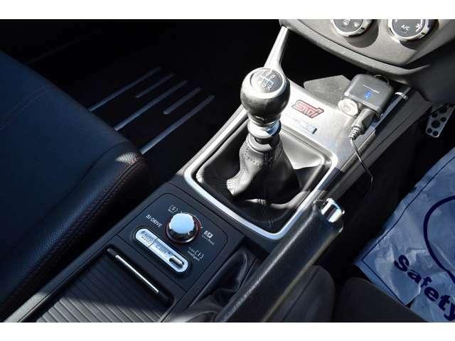 SIドライブ装備で走行状況やお好みのモードでの走行が可能となっております♪