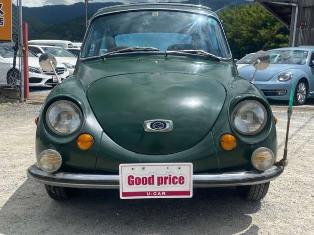 車検証上年式不明ですが、車体番号により1968年(昭和43年)8月~1969年(昭和44年)3月生産の52型のようです。