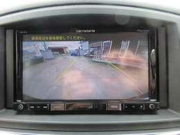 社外カロッツェリアメモリーナビ付き♪ ガイド線付バックカメラで駐車も安心ですね♪ 広角のカメラを使用しております♪