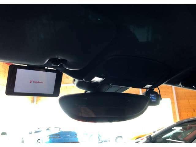 GPSレーダー ドライブレコーダー