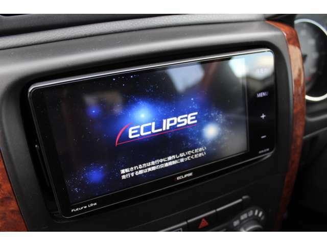 車外ナビ取付済。TVフルセグ、音楽もBluetooth機能付いてるので、音楽も快適に聴けます。
