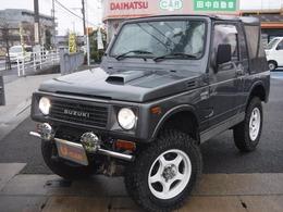 スズキ ジムニー 660 バン HC 4WD 2名 リフトアップ リビルトエンジン交換済
