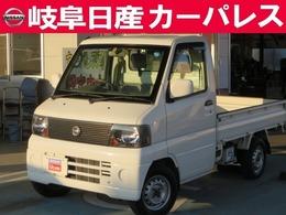 日産 クリッパートラック 660 DXエアコン付 運転席エアバッグ三方開き