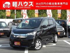 三菱 eKカスタム の中古車 660 M 広島県広島市佐伯区 44.8万円