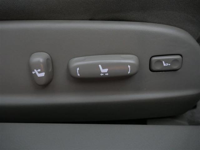 【パワーシート】パワーシート搭載で座席の調節が簡単かつ自由自在!