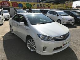 トヨタ SAI 2.4 S ASパッケージ 純正HDDナビ・ETC・Bカメ・LED・フルエアロ