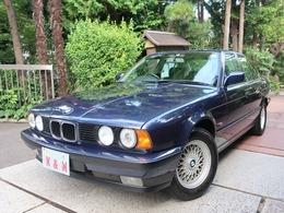 BMW 5シリーズ 525i ワンオーナー 走行19000km 禁煙 D記録簿