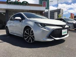 トヨタ カローラスポーツ 1.2 G Z 純正ナビ・TV・Bカメラ・プッシュスタート
