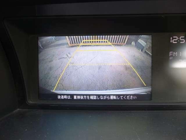 ☆駐車時も安心のバックカメラ付きです☆
